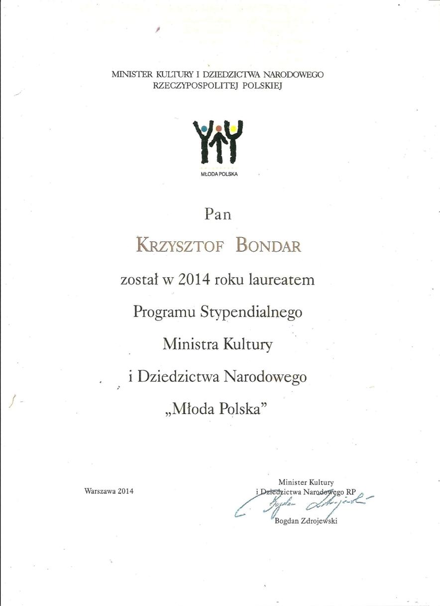 Bondar stypendium_1